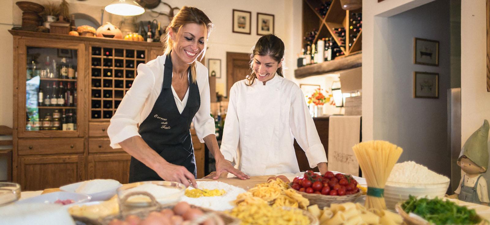 Corsi di cucina agriturismo eremo delle fate - Corsi di cucina a piacenza ...